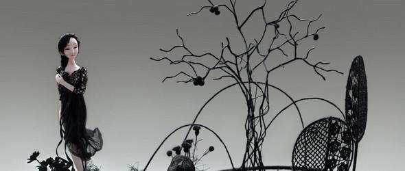 创作记   艺术冥想之旅 - 软雕塑创作之《归宿》