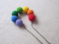 彩虹糖果,项链