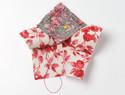 DIY手工布艺教程:五角形的布艺针插制作图解