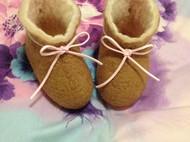 羊毛毡靴子