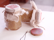 芒种先生手工熬制的蜂蜜柚子茶