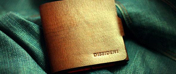 不一样的手工真皮钱包制作教程 -制作无拼接,不需缝线的极简主义的真皮钱包