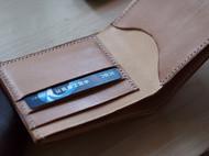 简单的二折款钱包