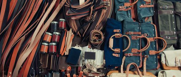 手工皮革独立品牌Wood&Faulk和创始人Matt Pierce