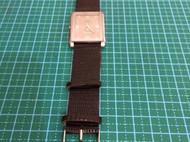 蜥蜴皮手表带