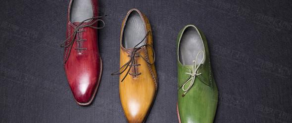男士一定要有一双角度订制的手工皮鞋