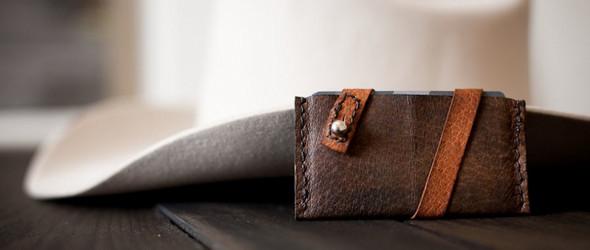 怎么制作一个钱包