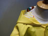 小黄帽儿童披肩斗篷