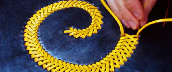 乱 - 有关于皮革创意的组图
