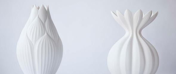 若杉聖子 | 优雅着绽放的白磁