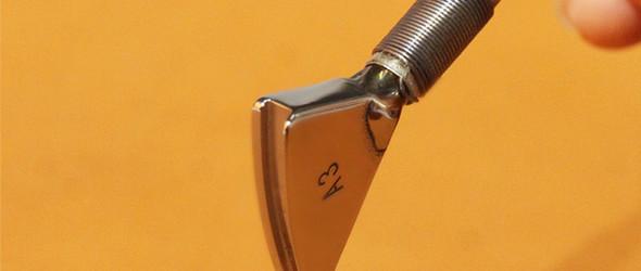 埋线缝法必备神器——A型烫头