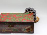 盒子上的艺术 漆器的魅力
