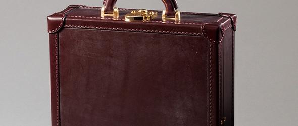 Cocomeister和土屋鞄制造所的手提箱