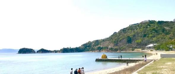 散落在濑户内海的这些小岛们呀...之直岛