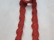 红菱,娃娃围巾