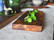 |左迹|整块实木寿司板 点心板