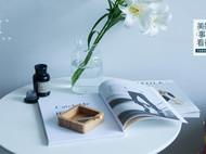 梵瀚小烟灰缸创意 个性 男士办公室简约客厅居家日用潮流时尚烟缸