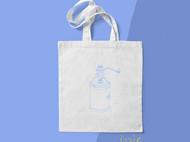给少数人/画了个包/帆布袋帆布包单肩包/coffee#00