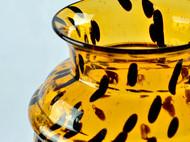 简约美式玻璃花瓶摆件 桌面家居工艺品装饰品 经典简美插花花器