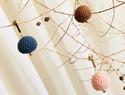 极简配饰系列-几何单球耳环钩编制作教程