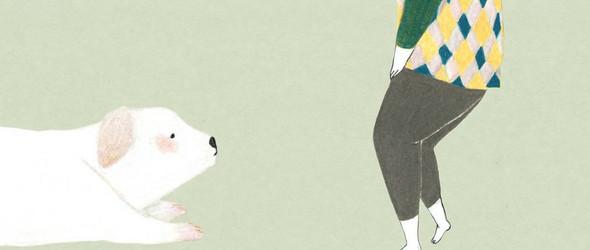 狗狗的99种可爱姿态 - 韩国插画师 낭소(nangso) 作品选集
