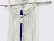手工编织壁挂