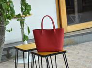 适合秋冬季节背的托特包包,真的很能装