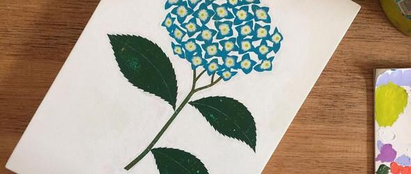 花店里长大的插画师,画花或许是唯一的宿命   Chihiro Yasuhara