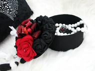 宫廷玫瑰首饰盒