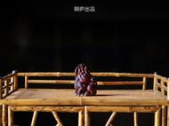 【明庐】望天吼—小叶紫檀雕刻件
