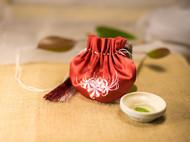 苏苏文创 苏绣彼岸花香囊 | Susu Art Embroidery