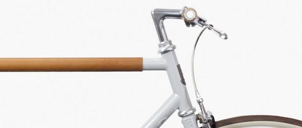 Instrmnt 02:极简主义,复古的城市自行车