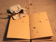 创意复古手工 TN笔记本 手账本 记事本 水洗牛皮纸