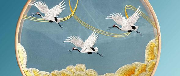 东方韵味的中国传统刺绣 | Yingifts