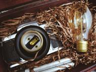 一份为你准备的惊喜——纯手工钨丝灯泡复古胶片相机灯