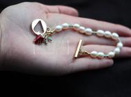 【LXB私人设计】多吊坠款珍珠手链
