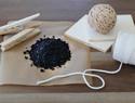 DIY传统 Shibori 扎染教程以及Itajime, Arashi, Kumo三种扎染法