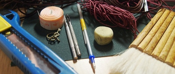 DIY教程-Midori Traverler's日记本手工制作全过程