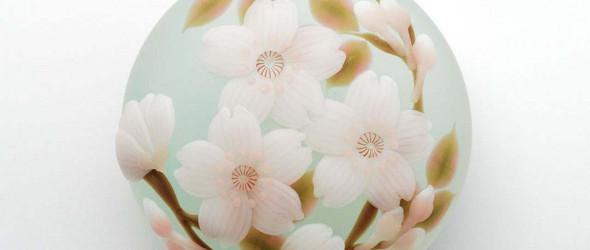 玻璃里的微观艺术 | Lamp work