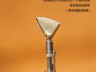 【铭家·独品】手工皮具工具烫边机 G型烫头起拱器压边装饰线