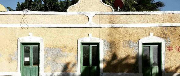 斑驳的岁月感   摄影师 Puertas Yucatán 镜头下的旧建筑与老门窗