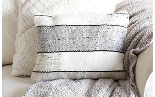 MAYIN FRIDAY 编织枕套DIY