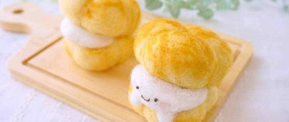 Mewfelt:超可爱的羊毛毡美食