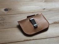 手作旅途 植鞣 手工 钱夹 卡包
