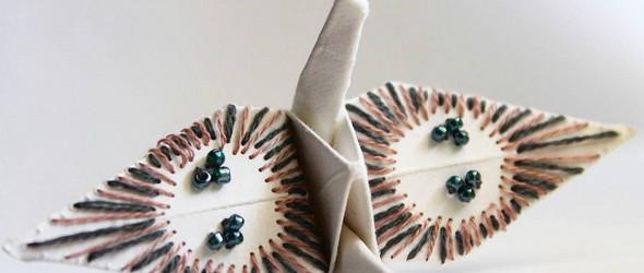 一天一只千纸鹤:Cristian Marianciuc的365折纸计划