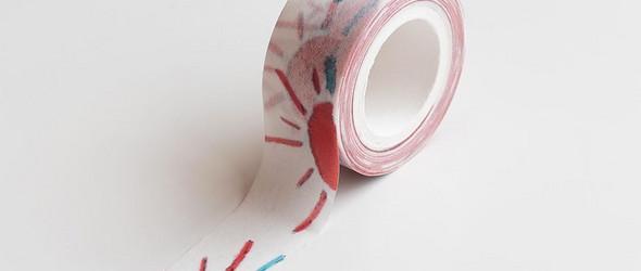 漂亮的纸胶带