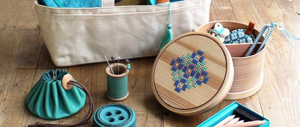 刺绣相关的工具集合 | Cohana