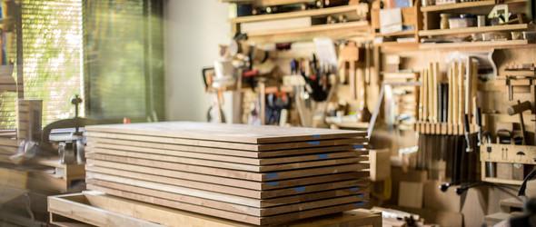 木工工具和榫卯制作过程组图欣赏