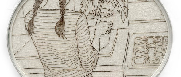 Melanie Bilenker:她的头发丝艺术,融入了艺术和情感,穿越了传统和现代...