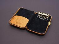 古董蛇皮鑰匙盒